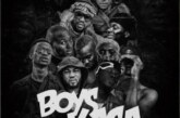 R2Bees ft King Promise , Kwesi Arthur , Darkovibes , RJZ, Spacely , Humble Dis , Medikal & B4Bonah – Boys Kasa (Prod. by Killmatic and Killbeatz)