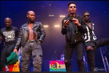 Kuami Eugene , King Promise & KiDi Shine In London
