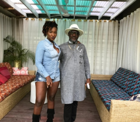 Ebony was severally abused by Bullet – Father reveals