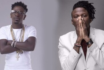 Shatta Wale's 'Gringo' passes Stonebwoy's 'Tomorrow' in terms of views