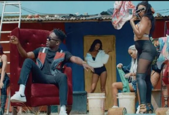 Mr Eazi ft. Slimcase & Mr Real – Overload (Official Video)