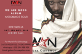 Iwan To Kick Of We Are Gods Album Tour In Koforidua