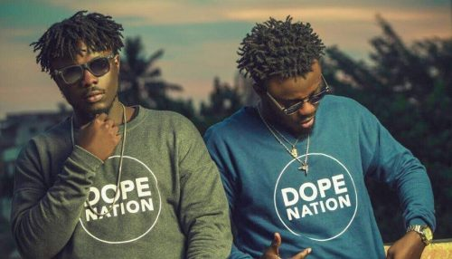 We Decided To Produce Our Own Beats Due To Frustration - DopeNation