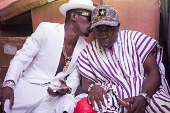 My Father, Mother Have Done Nothing For Me – Shatta Wale