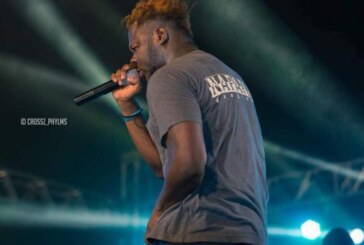 "Medikal Jams To ""Eish"" In Studio, Hints On Remix With DopeNation"