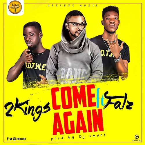 2kings Gh Set To Release A New Single With Nigeria Artist