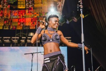 Wiyaala, Grace Ashy For 2018 AWCON Opening Ceremony