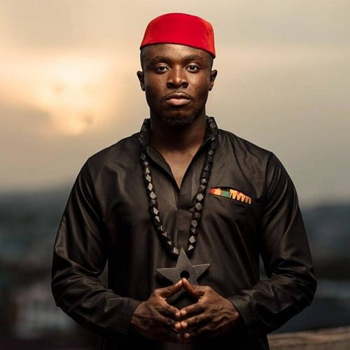 I Used To Be Ashamed To Be African - Fuse ODG