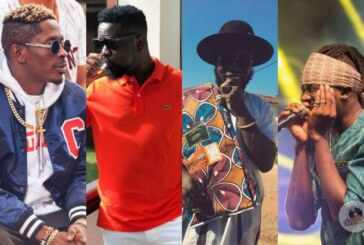 Shatta Wale vs Stonebwoy, Sarkodie vs M.anifest: How Stars Fared On BBC Freestyle Sessions