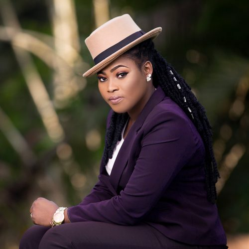Joyce Blessing And Hubby Welcome Newborn Baby