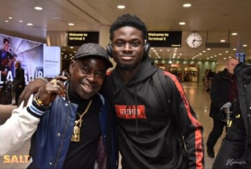 Amakye Dede And Kuami Eugene's Performance In London