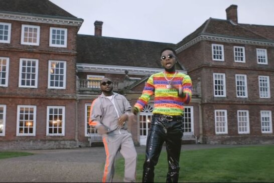 Patoranking Ft. Davido – Confirm (Official Video)