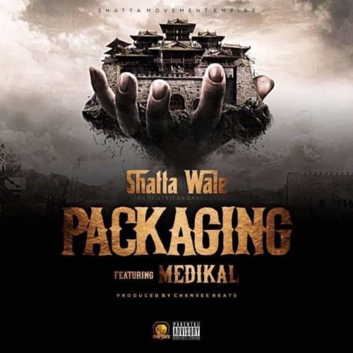 Shatta Wale Ft. Medikal - Packaging  (Prod. By Chensee Beatz).