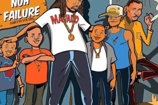 Mavado – Nuh Failure (Prod. by ArmzHouse)
