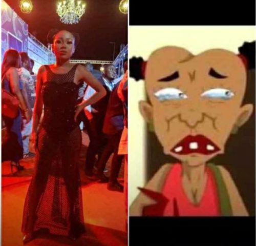 Funny moment of some celebrities at the VGMA 2019