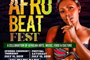 Pam Official Joins Runtown, Afro B And More For The Afrobeats Fest In New Jersey