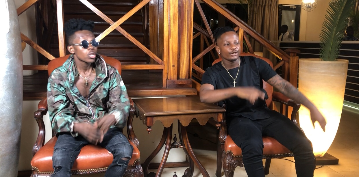 Strongman Ft. Kelvynboy – Crazy For You (Official Video)