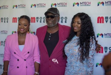 Jackie Appiah, Yvonne Okoro, Kofi Adjorlolo, John Dumelo Back For 'A Husband For Daddy' Movie Set For Premiering On Ghana First Online Cinema 'Moovee'