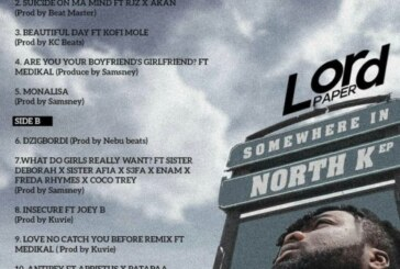 Lord Paper ft. Joey B – Insecure