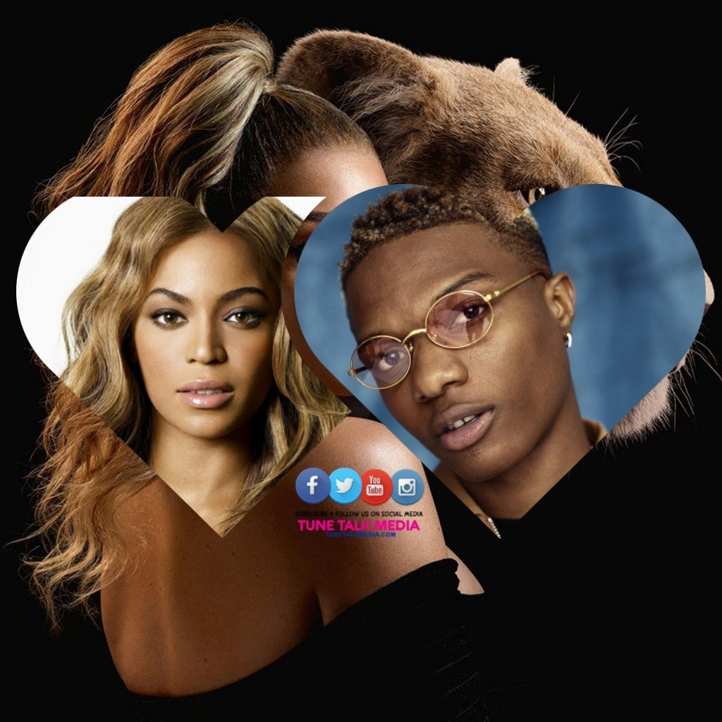 Beyonce Ft. Wizkid, Saint Jhn & Blue Ivy Carter - Brown Skin Girl (Lyrics)