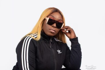 Eno Barony Shows Off Her Singing Prowess