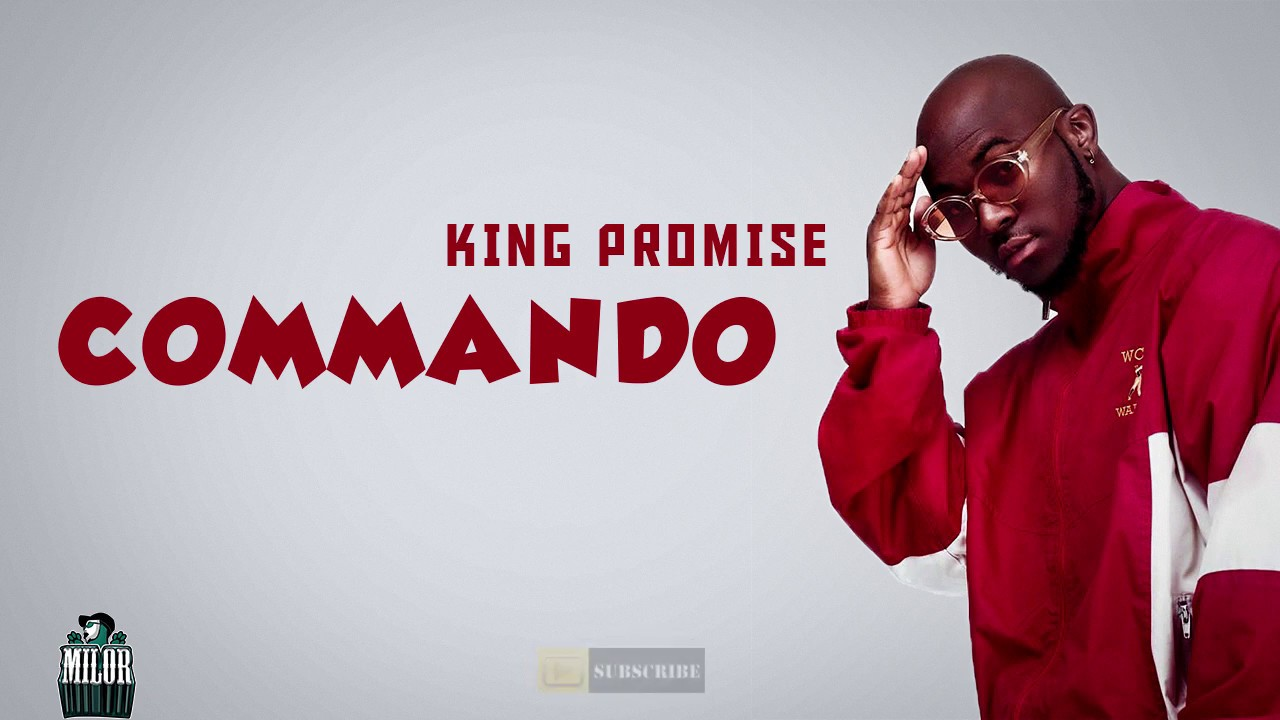 King Promise - Commando (Prod by Killbeatz)