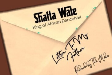 Shatta Wale – Letter To My Father