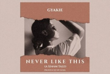 Gyakie – Never Like This (Prod By Sosa)