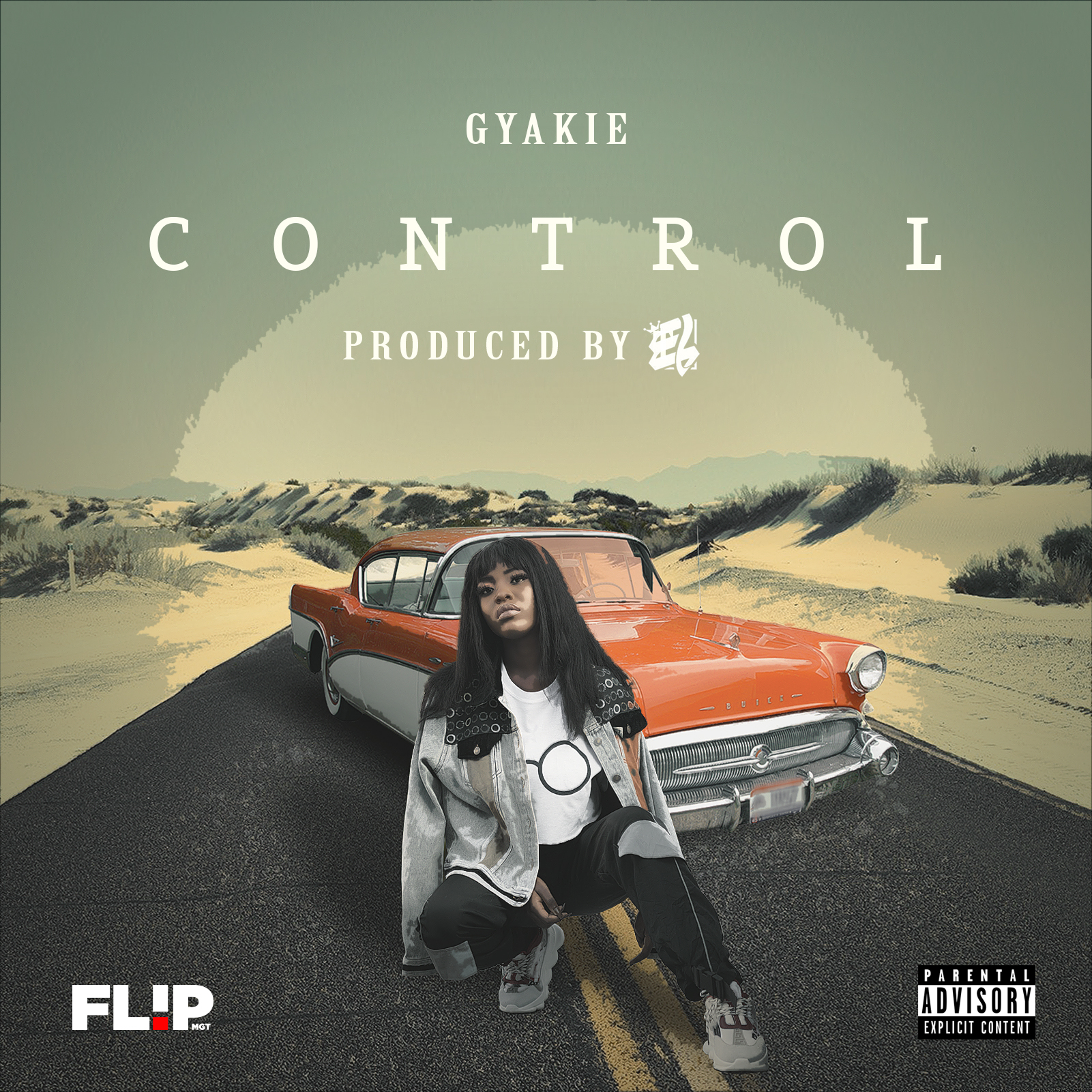 Gyakie - Control (Prod By E.L)