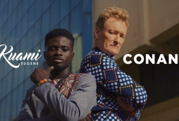 Kuami Eugene Ft. Conan O'Brien – For Love
