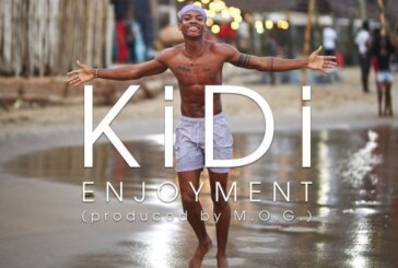 KiDi – Enjoyment (Prod. by MOGBeatz)