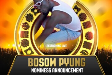 Bosom P Yung, Nacee To Headline GMA USA Nominees Party