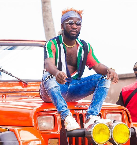 Bisa Kdei - You Don't Know Me
