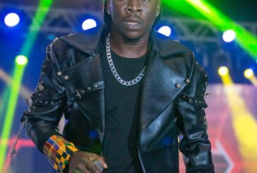 Stonebwoy wins 'Best African Reggae & Dancehall Entertainer' category at IRAWMA 2020