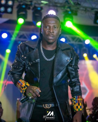 "Why Stonebwoy punched Sarkodie's manager ""ANGEL"""