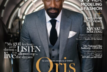 """Acheampong Magazine Releases It's """"2020 ISSUE"""" As Hollywood Actor Oris Erhuero Stars The Front Page"""