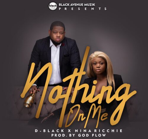 Nina Ricchie x D-Black - Nothing On Me (prod. Chensee Beats)